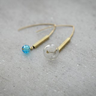 ▪wonder series ▪ sense of air bubbles asymmetrical ear hook