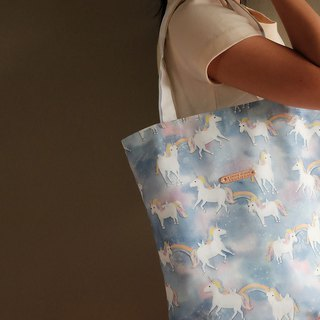 Tote bag : UNICORN WAY