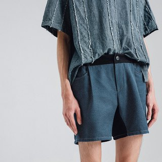 Alan Hu 2018S/S Lined Shorts
