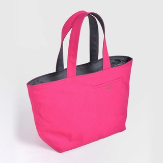 Tailor pocket totes - pink
