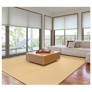 ♥ Japan and the United States grass and woven tatami MIGUSA TATAMI ♥ Series - yellow rice