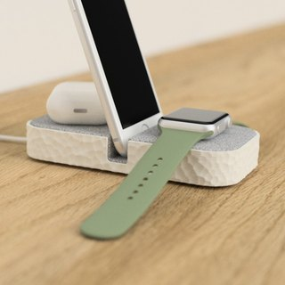 docking station, apple watch holder, apple watch stand, iphone stand