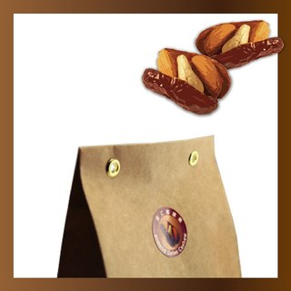 Mr.BIG / Almond Date Cashew Almond Dates / 450g Gift Bag