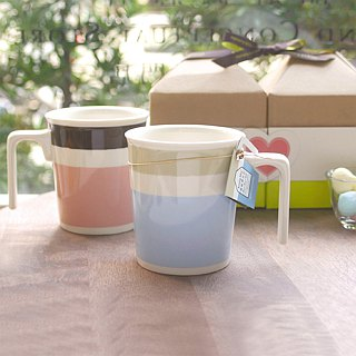 【Primary colors of the ceremony】 Qin breeze cocoa kiss mug