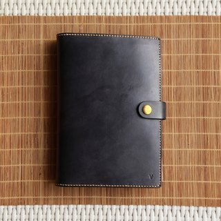 hykcwyre A4 A5 Hand-stitched Personalise Leather Notebook Cover, Stitching Pack