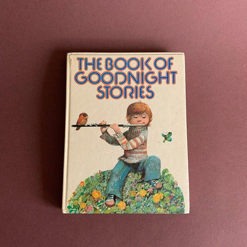 早期繪本/童書 The Book of Goodnight Stories