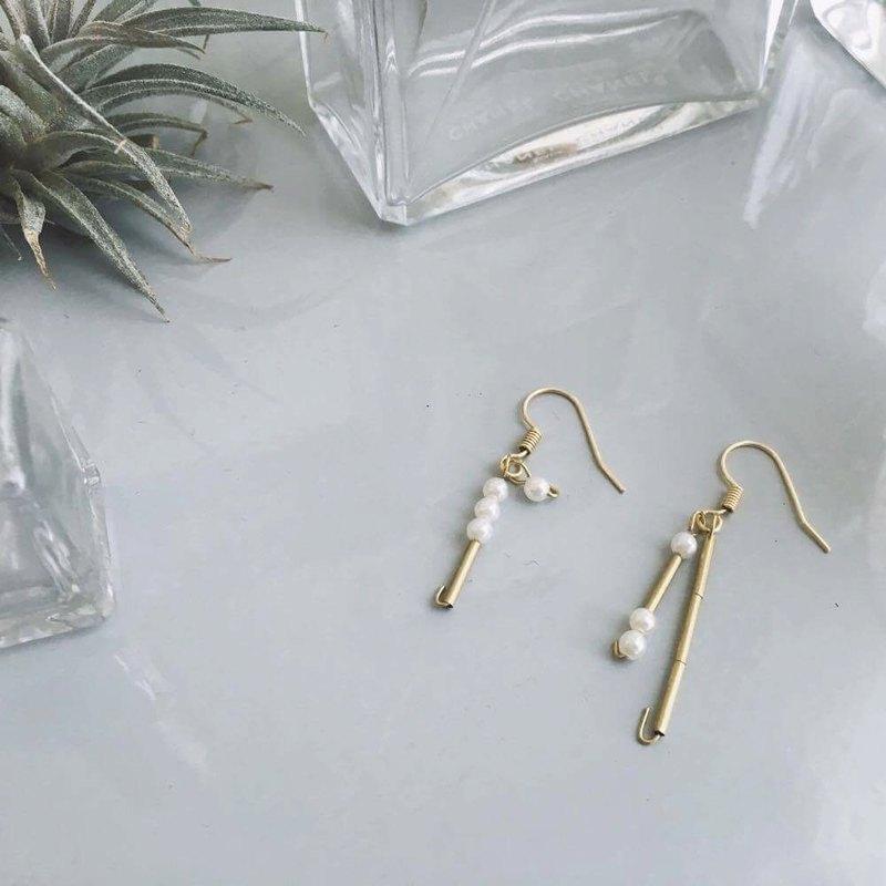 Love Customizable Morse Code Earrings