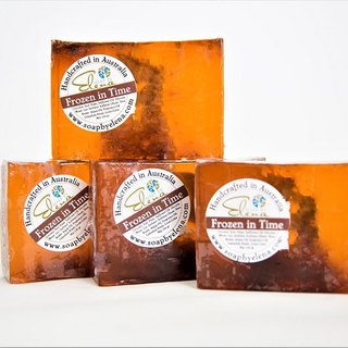Australia Soap by Elena natural handmade soap - eternal time