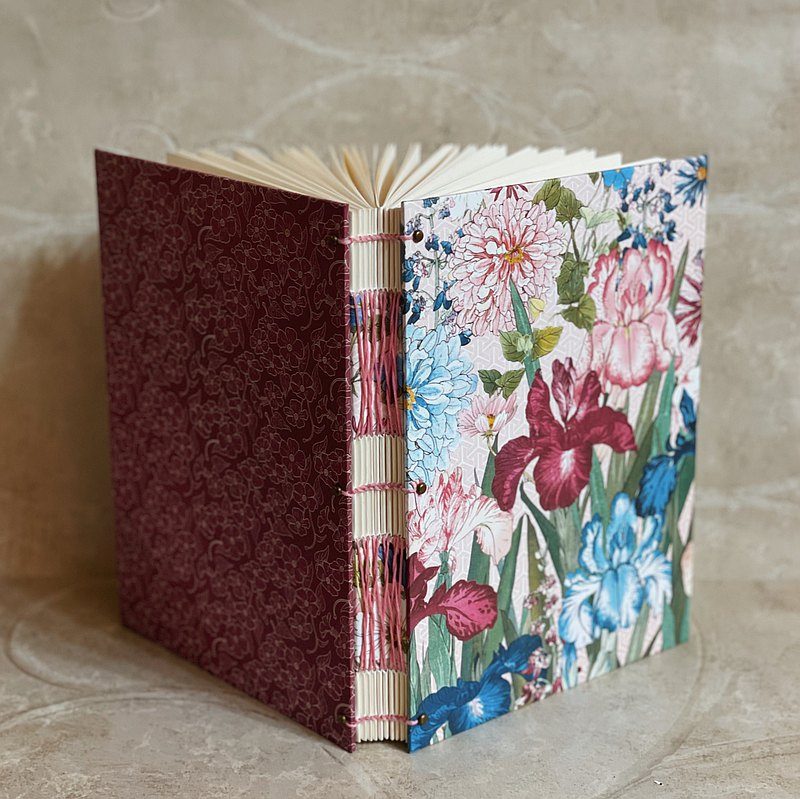 Flower comprehensive sewing handmade book