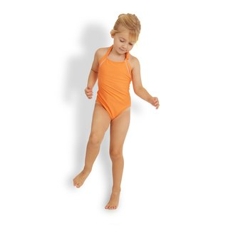 HANNAH children's clothing: high neck suit swimsuit