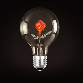 Good Form‧Good Shape│Decorative Atmosphere‧Pattern Light Bulb·Rose Bulb