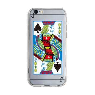 Spades J iPhone X 8 7 6s Plus 5s Samsung note S7 S8 S9 plus HTC LG Sony Mobile Phone Cases