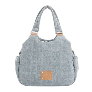 Handbag _ shoulder bag multi-function hot replenishment to _ 绅仕丹宁小小包包