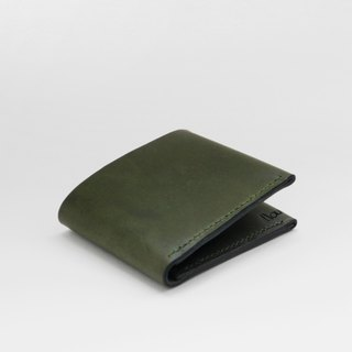Leather Wallet – Green