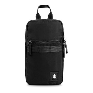 ROYAL ELASTICS - Knight Dark Knight Series Shoulder Bag - Black