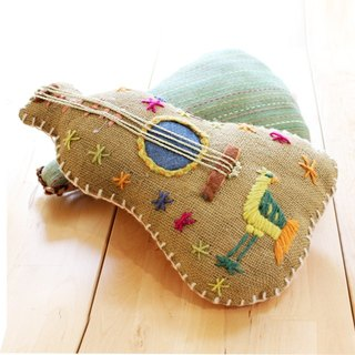 ☆ Hammock ☆ 彡 Ukulele Song Cushion