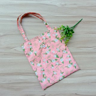 [waterproof shopping bag] fresh flower