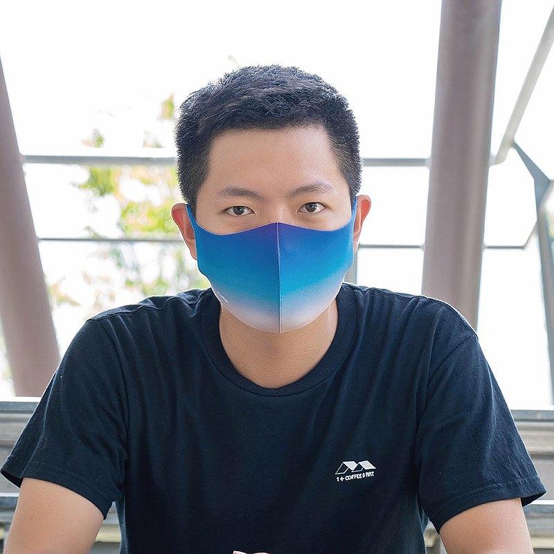 日落海灘─3D立體透氣抗菌口罩