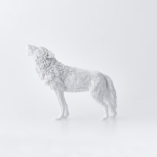 Animal Paperweight - Wolf