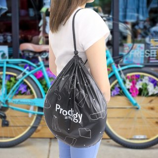 Exclusive fashion outdoor travel pouch portable storage easy to carry [Prodigy] giant Potter