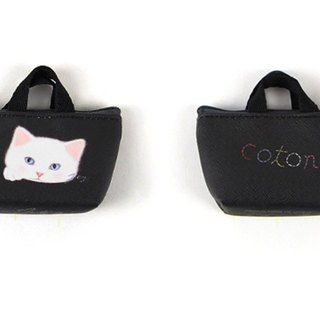 Jetoy, sweet cat palm purse _Coton J1609310