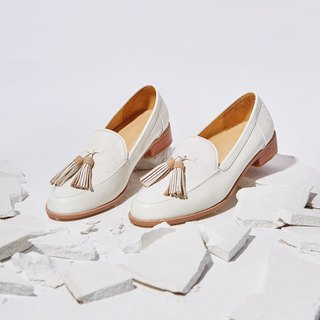 Off White-FIR Loafers