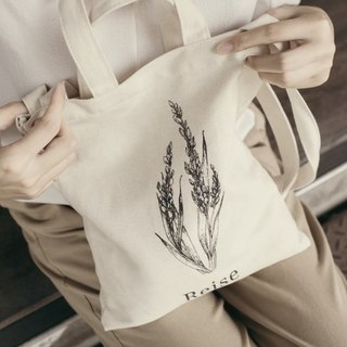 Canvas color canvas bag