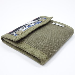 Canvas wallet / Canvas wallet