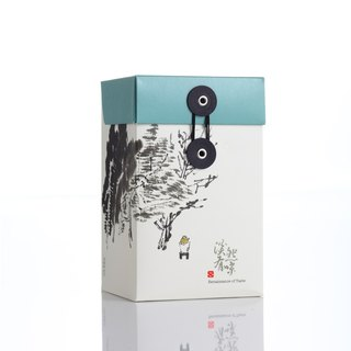 Mix tea bag box ● Renaissance of Taste ● Taiwanese tea