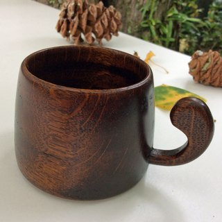 Nara wood coffee cup # 130