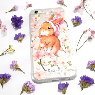 Yourself - Sakura Hat Rabbit Case Case Case Case
