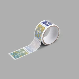 Dailylike Stamp Paper Tape (single roll)-02 Ocean, E2D03961