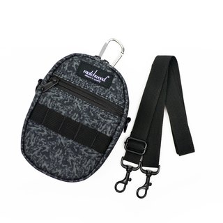 Matchwood Design Matchwood Smart Humpback Waist Bag Phone Bag Portable Pouch Attached hook Moro Camouflage models
