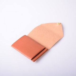 PLEASANT|Simple Wallet - cow leather, gift