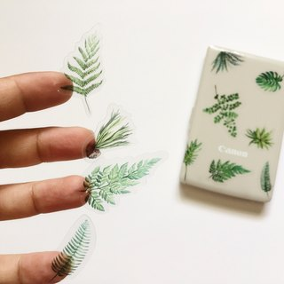 BOTANICAL STICKER