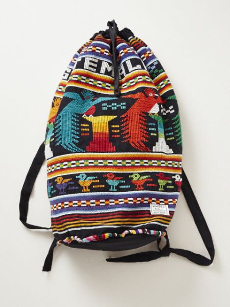 Pre-order South America totem manual backpack BAG, 3 colors, GXXP7862