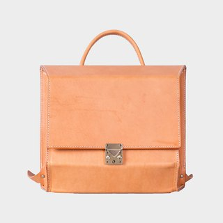 Hsu & Daughter Geometric Stereo Backpack (Small) [HDA0035]