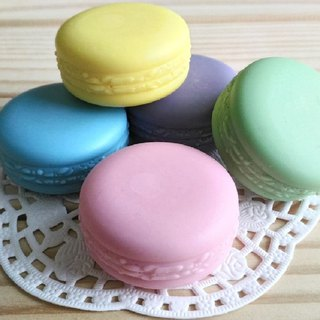 Macaron Aromatic Soap (50 packs) - wedding gifts, graduation gifts, corporate souvenirs