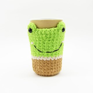 Frog-cup set-storage tube