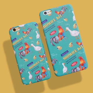 Cocka Quaka Phone Case ( iphone / Samsung )