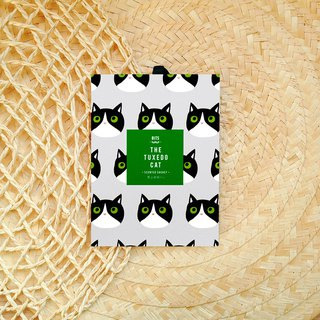 """BITS Botanical Fragrance Pack - Lightweight Bag"" Meow Meow TUXEDO CAT"