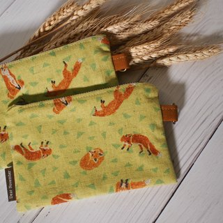 Walk series of universal bags / purse / storage bag / limited manual bag / fox / stock