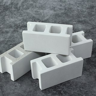 Cement Products - Mini hollow bricks - 7.5CM long