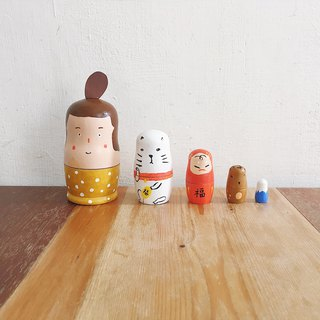 Russian doll order