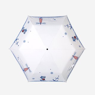 [Germany kobold] Disney officially authorized -6K rain and rain dual-use umbrella - Sailor Mickey