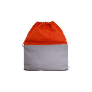[Double-layer casual bag] - Autumn red