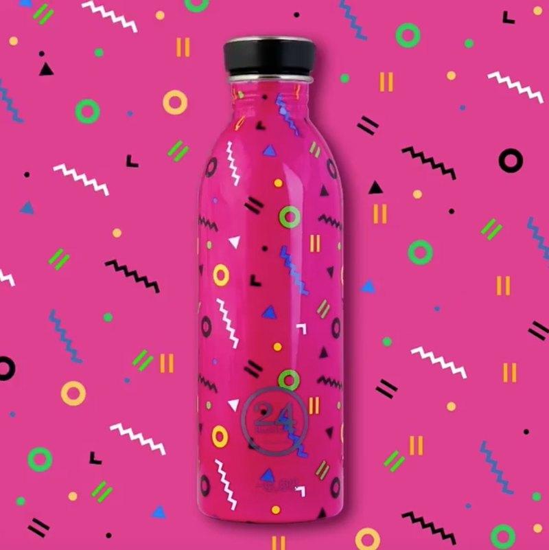 絕版貨品【URBAN超輕量羽毛系列】波板糖 - 不鏽鋼瓶500ml