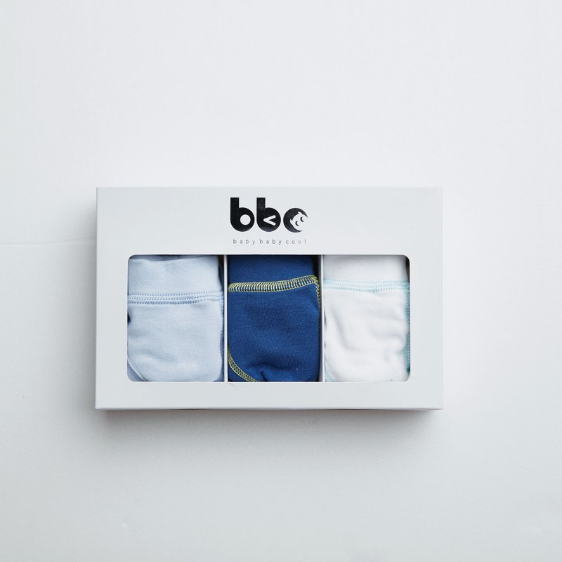 Organic Cotton Boys Boxers Three Into Sets