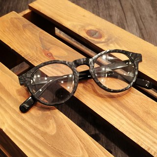 Simple round glasses first run traditional seven butterfly hinge Fan Japan IOFT International Optical Fair in Japan winning brand hand-made Handmade in Japan Round Oval Shape eyeglasses frame eyewear