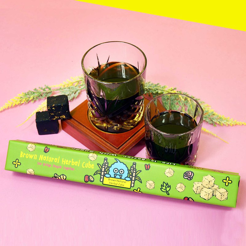 【網上優惠。滿額免運】【茶創樂】黑糖花茶